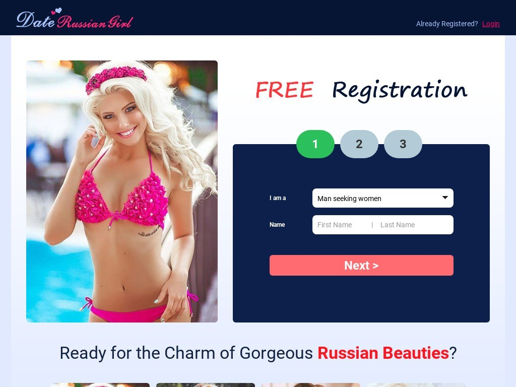Date Russian Girl Website